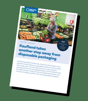 Report mockup Kaufland